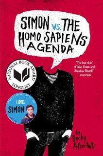Simon Vs Homos Agenda Cover photo